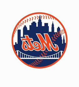 new york ny mets mlb baseball color