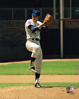 NOLAN RYAN New York Mets CLASSIC c.1971 Premium MLB Action P