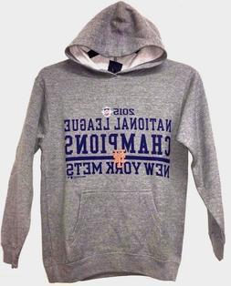 nwt mlb kids new york mets hoodie
