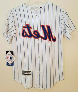 NWT New York Mets Majestic Cool Base Men's, Youth, Women Jer
