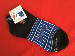NWT New York Mets Men Ankle Socks 1 Pair MLB Size 7-10 New