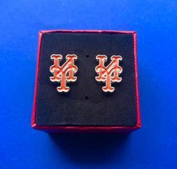 NY Mets Baseball Cufflinks New York Mets Cuff Links BRAND NE