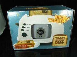 NY Mets NIB MLB Pro Toast Toaster Baseball Pangea New York 2