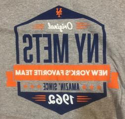 NY Mets t-shirt SGA 9/22/2017 XL New York's Favorite Team