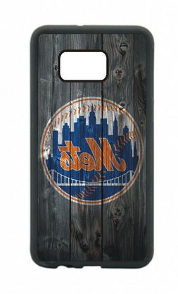 NY New York Mets Phone Case For Samsung Galaxy S10 S9 S8 S7