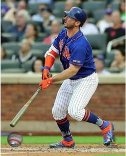 Pete Alonso 2019 New York Mets Authentic 8x10 Photo #3