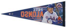 PETE ALONSO New York Mets 2019 Premium Felt Signature Series