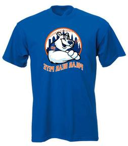 "Pete Alonso New York Mets ""Polar Bear Pete"" T-Shirt"