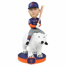 Pete Alonso New York Mets Riding Polar Bear Bobblehead MLB