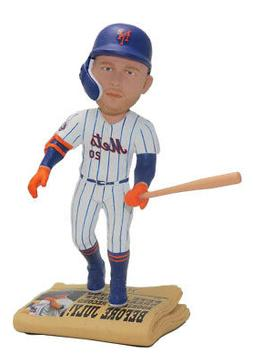 Pete Alonso New York Mets Rookie HR Record Newspaper Base LE