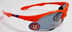 READ LISTING! New York Mets BULLSEYE 3D logo on ORANGE Blade