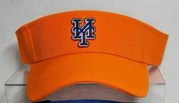 Read Listing! New York Mets Handcrafted flat LOGO on Orange