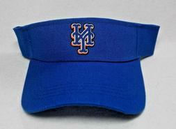 Read Listing! New York Mets Handcrafted flat LOGO on Royal B
