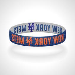 Reversible New York Mets Bracelet Wristband Amazin' Mets