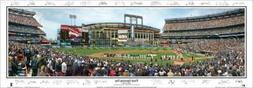 SHEA STADIUM New York Mets FINAL OPENING DAY Panoramic POSTE