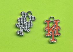 Stylish New York Mets Dangle Charm  For Bracelet Necklace Et