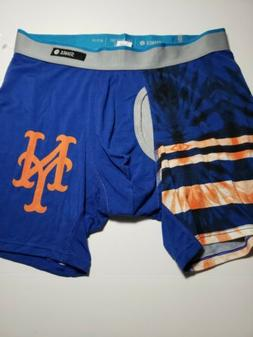 Stance The Basilone Men's Boxers New York Mets NY MLB Underw