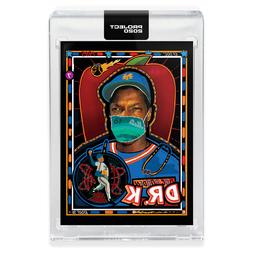 Topps Project 2020 #137 1985 Dwight Gooden by Efdot New York