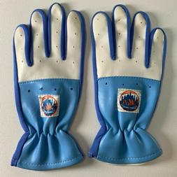 Vintage 1980s New York Mets Youth Promotional Batting Gloves