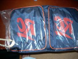 Vintage NY Mets Royal Crown RC Cola Duffle Bag Shea Stadium