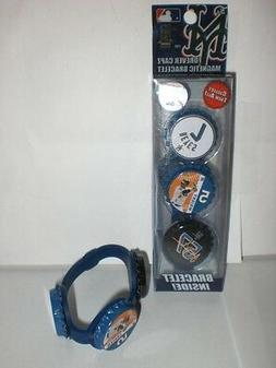 WHOLESALE LOTS OF NEW YORK METS FOREVER CAPZ MAGNETIC BRACEL
