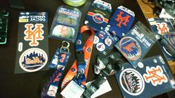 WinCraft New York Mets Magnets, Auto Decals, Lanyards, Can C